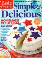Simple & Delicious Magazine 6/1/2015