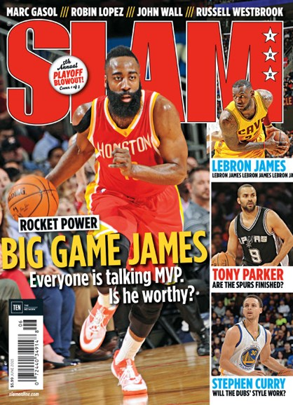 Slam Cover - 6/1/2015