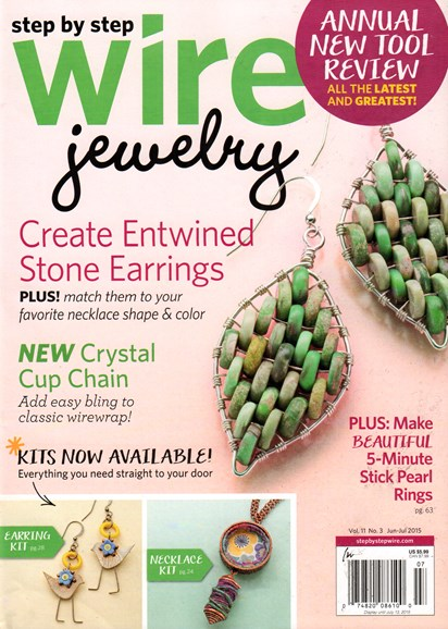 Step By Step Wire Jewelry Cover - 6/1/2015