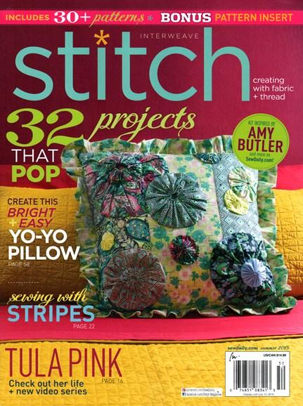 Stitch Cover - 6/1/2015