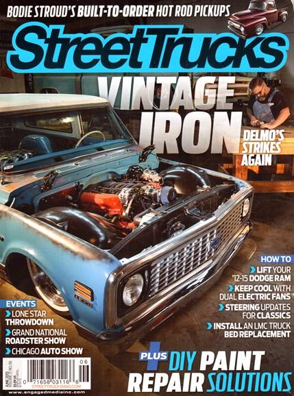 Street Trucks Cover - 6/1/2015