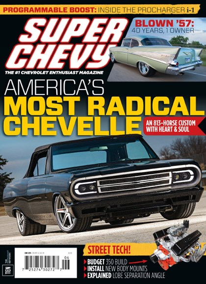 Super Chevy Cover - 6/1/2015