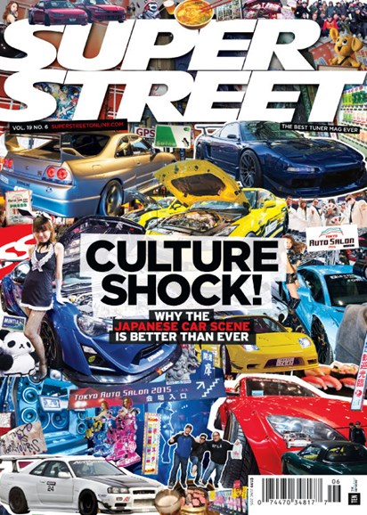 Super Street Cover - 6/1/2015