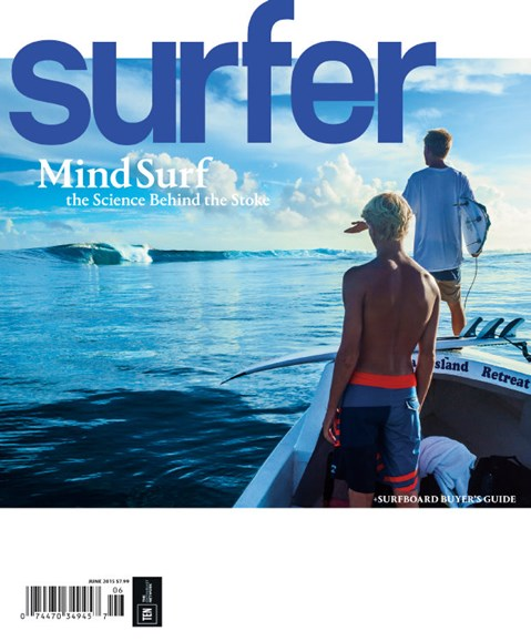 Surfer Cover - 6/1/2015