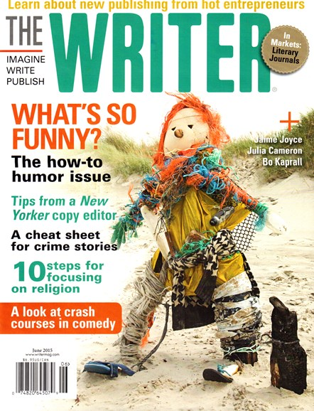 The Writer Cover - 6/1/2015