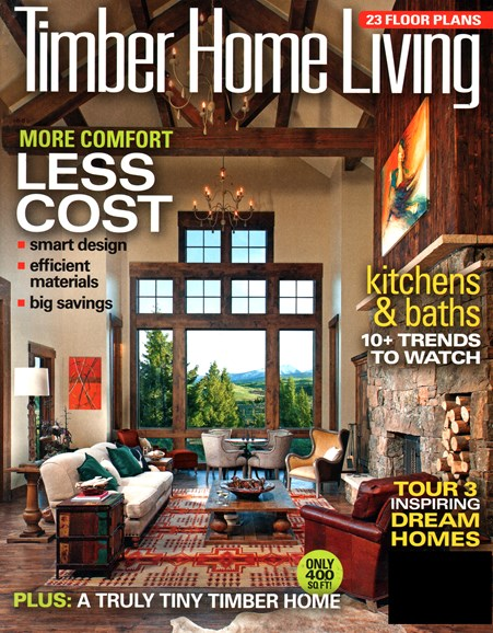 Timber Home Living Cover - 6/1/2015