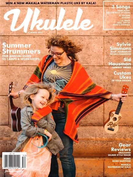 Ukulele Cover - 6/1/2015