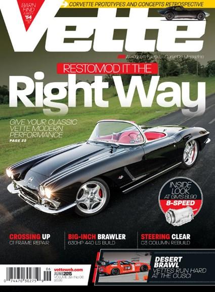 Vette Cover - 6/1/2015