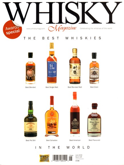 Whisky Cover - 6/1/2015