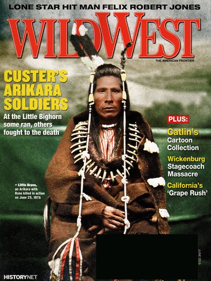 Wild West Cover - 6/1/2015