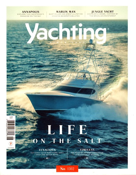 Yachting Cover - 6/1/2015