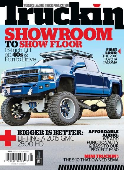 Truckin' Cover - 6/18/2015