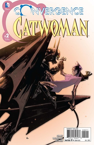 Catwoman Cover - 7/1/2015