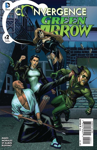 Green Arrow Cover - 7/1/2015