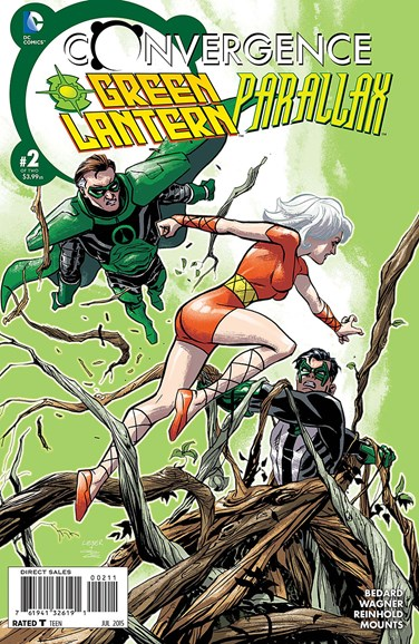 Green Lanterns Cover - 7/1/2015