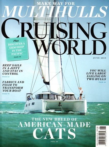 Cruising World Cover - 6/1/2015
