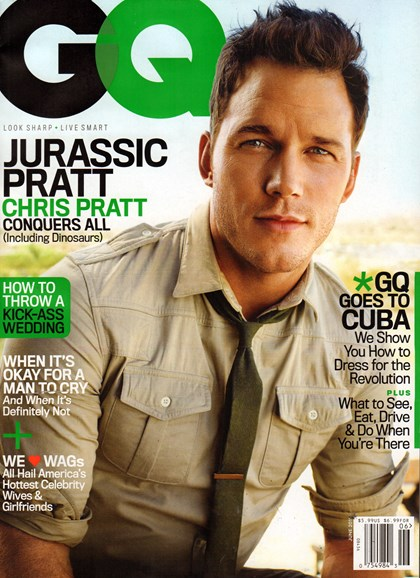 Gentlemen's Quarterly - GQ Cover - 6/1/2015