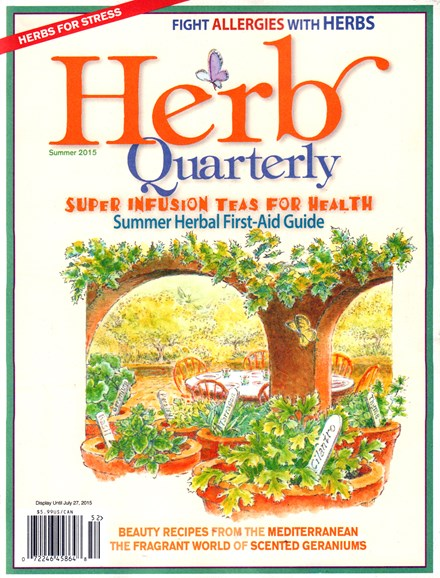 Herb Quarterly Cover - 6/1/2015