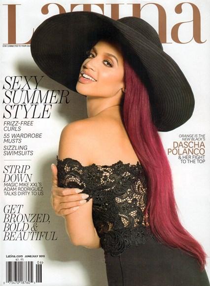 Latina Cover - 6/1/2015