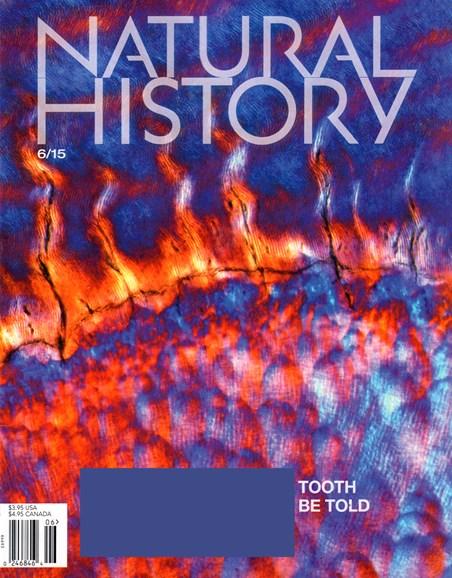 Natural History Cover - 6/1/2015