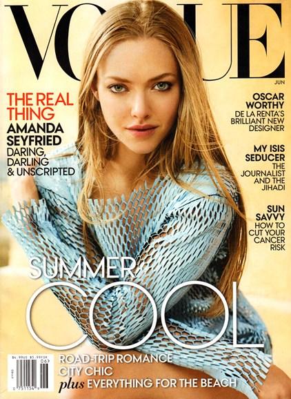 Vogue Cover - 6/1/2015