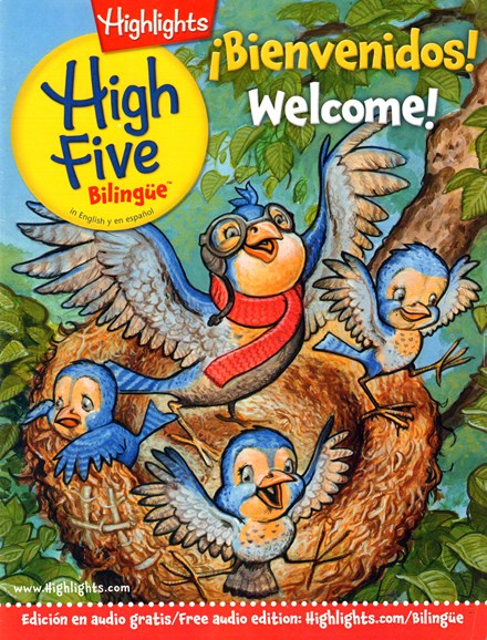Highlights High Five Bilingue Cover - 6/1/2015