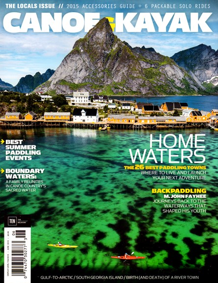 Canoe & Kayak Cover - 6/1/2015