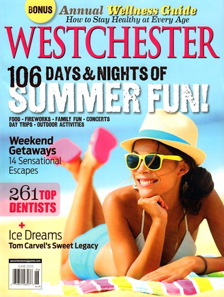 Westchester Magazine Cover - 6/1/2015