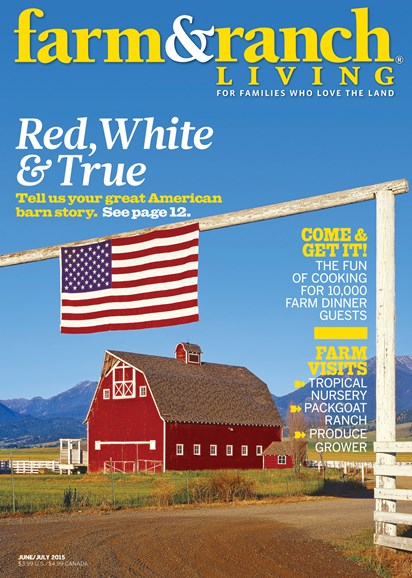 Farm & Ranch Living Cover - 6/1/2015