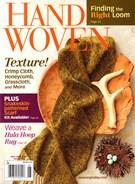 Handwoven Magazine 5/1/2015