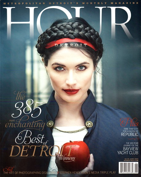 Hour Detroit Cover - 6/1/2015