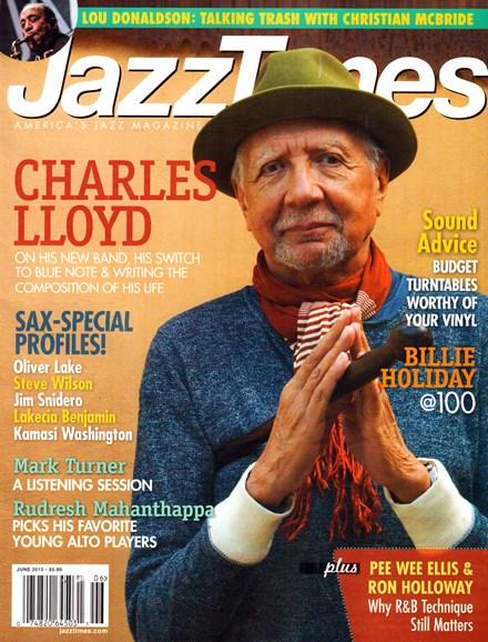 JazzTimes Cover - 6/1/2015