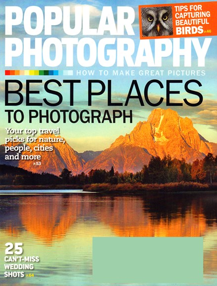 Popular Photography Cover - 6/1/2015