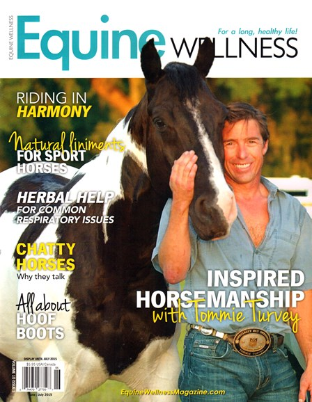 Equine Wellness Cover - 6/1/2015