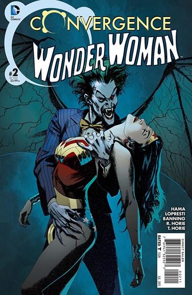 Wonder Woman Cover - 7/1/2015