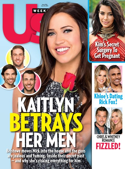 Us Weekly Cover - 6/15/2015