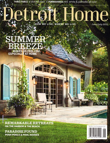 Detroit Home Cover - 6/1/2015