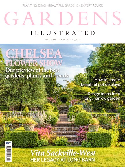 Gardens Illustrated Cover - 5/1/2015