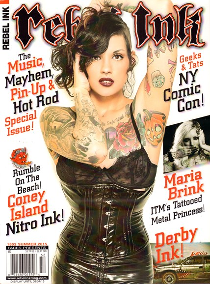 Rebel Ink Cover - 6/1/2015
