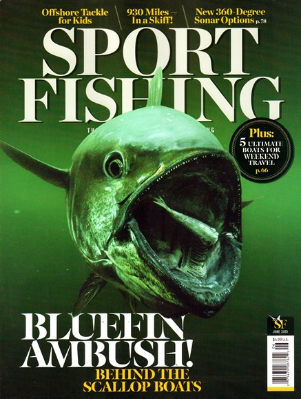 Sport Fishing Cover - 6/1/2015