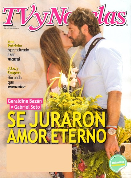 Tv Y Novelas Cover - 6/1/2015