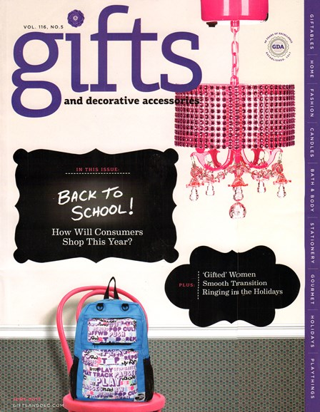Gifts And Decorative Accessories Cover - 6/1/2015