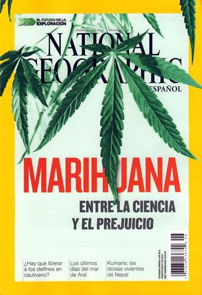 National Geographic En Español Cover - 6/1/2015