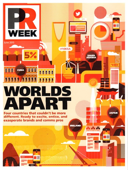 PRWeek Cover - 6/1/2015