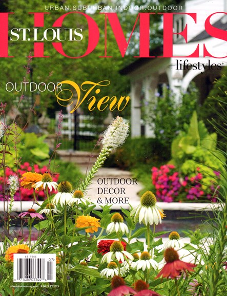 St. Louis Homes & Lifestyles Cover - 6/1/2015