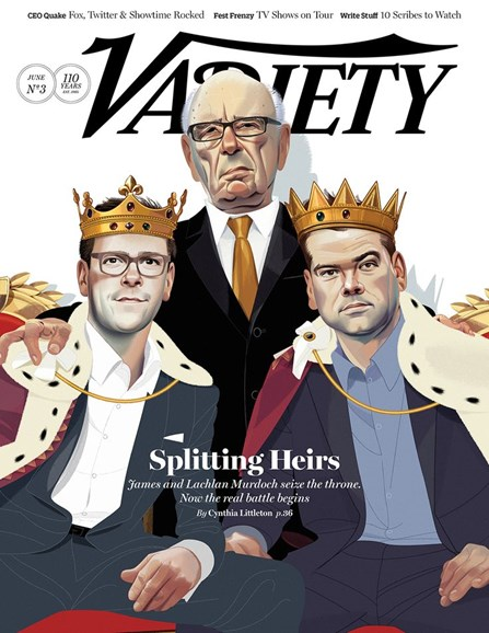 Variety Cover - 6/16/2015