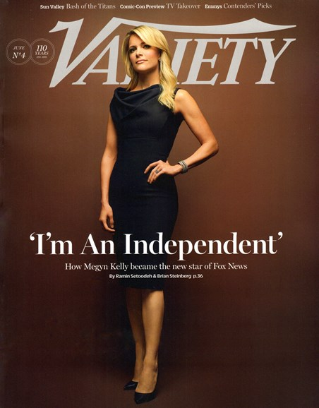 Variety Cover - 6/22/2015
