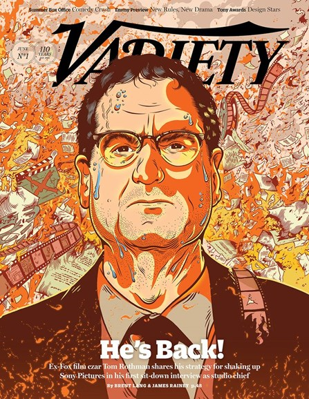Variety Cover - 6/2/2015