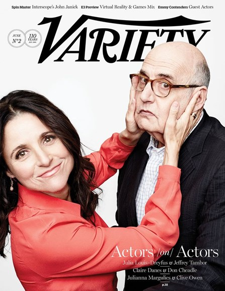 Variety Cover - 6/9/2015