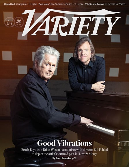 Variety Cover - 5/26/2015